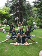 Zepter International Triathlon Cheerleaders Falcon Team  - fotografie 001